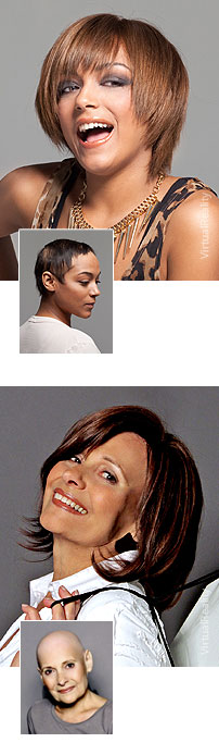 Female Hair Replacement Solutions - Boston North Shore