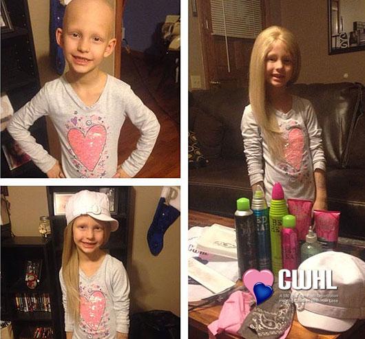 Childrens wigs Boston Saugus Medford Norwood Massachusetts